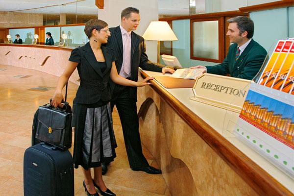 бронирование номера в отеле