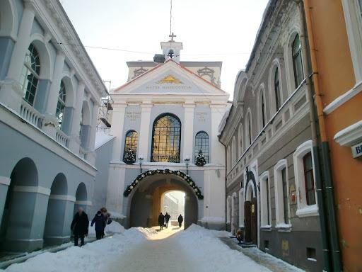 Чарующий Вильнюс