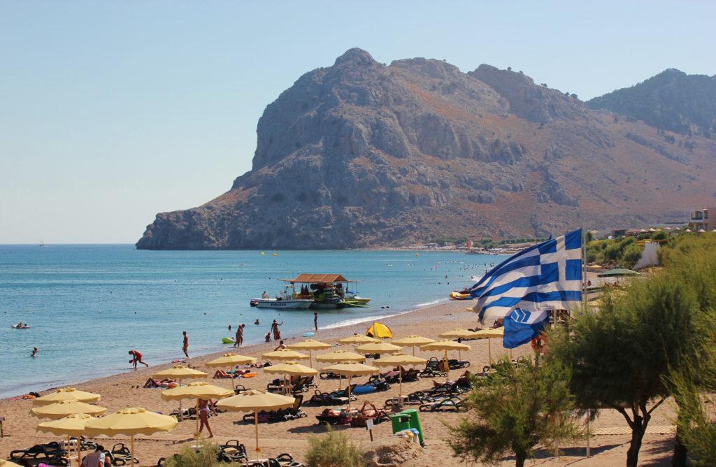 Родос: Греция